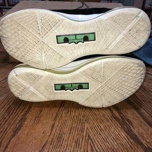"Nike Shoes - Nike LeBron X EXT QS ""Black Mint"", Size 11"